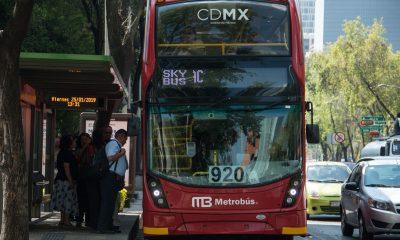 publicidad Metrobús