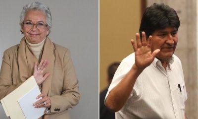 visa Evo Morales