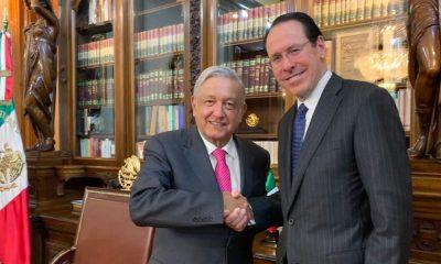 López Obrador AT&T