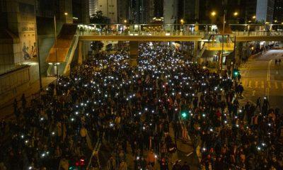 Protestas Hong Kong