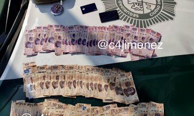 robados 80 mil pesos