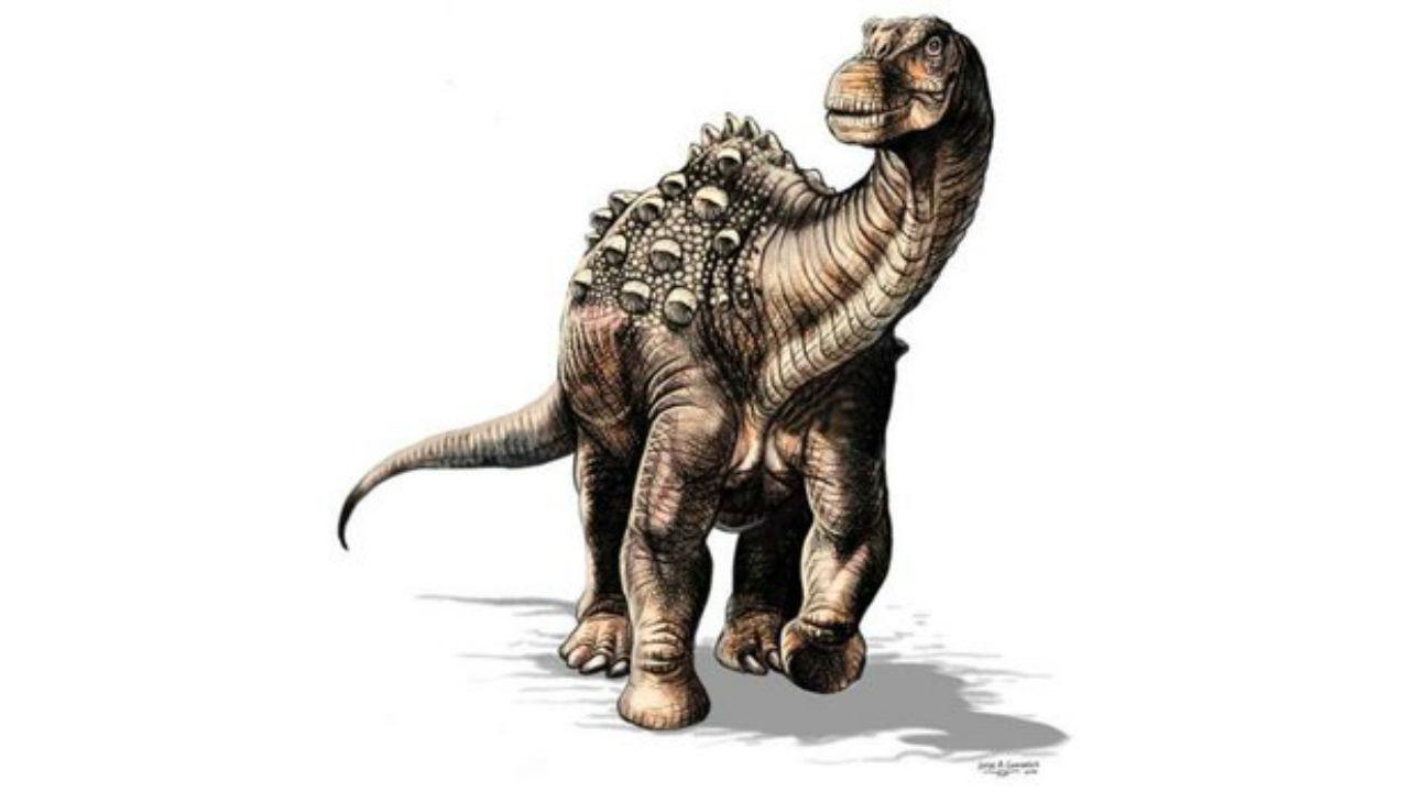 dinosaurio ecuador
