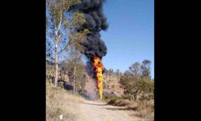 explosión ducto michoacán