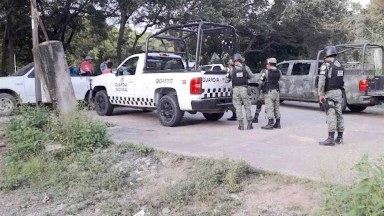autodefensas retuvieron guardia nacional