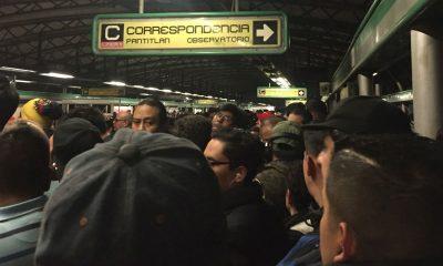 arrojó metro ecatepec