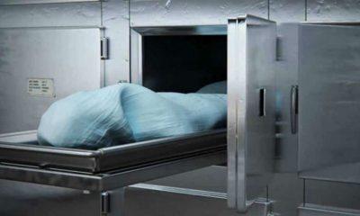 forense violando cadáver niña
