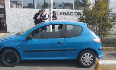policía Valle de Aragón