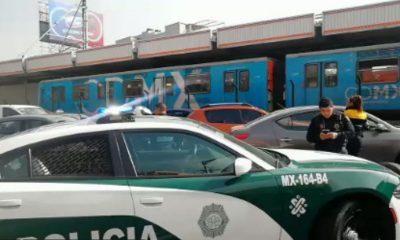 bloqueo Calzada de Tlalpan