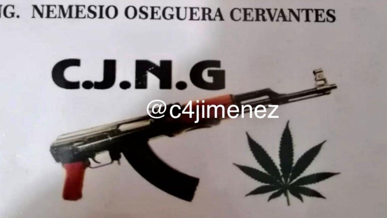 CJNG Miguel Hidalgo