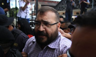 Javier Duarte prisión
