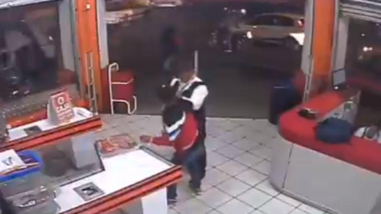 Policía Cuernavaca