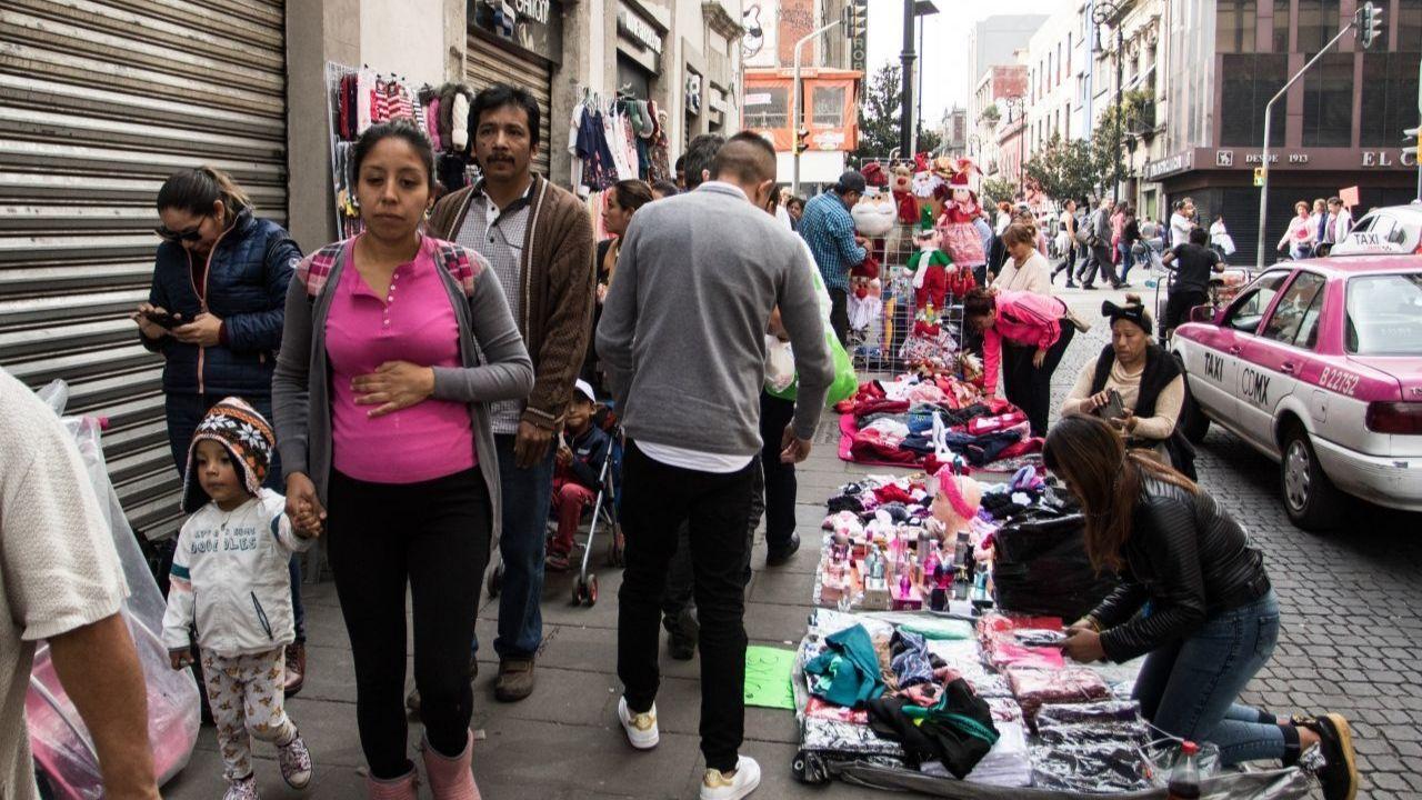 ambulantes Centro Histórico