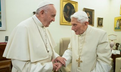Benedicto XVI enfermedad