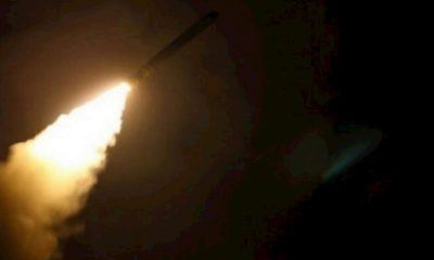 cohetes Bagdad