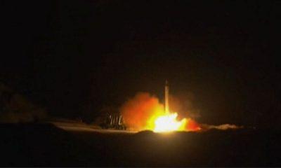 cohetes embajada Irak