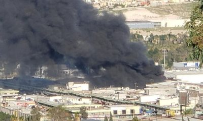 incendio Tijuana
