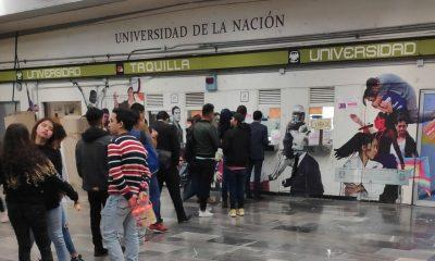 estudiantes gratis metro