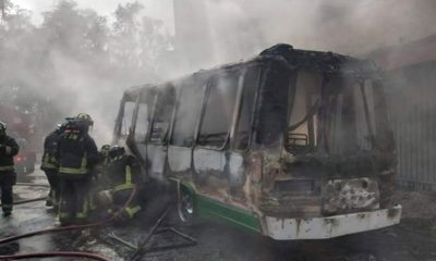 microbús Coyoacán