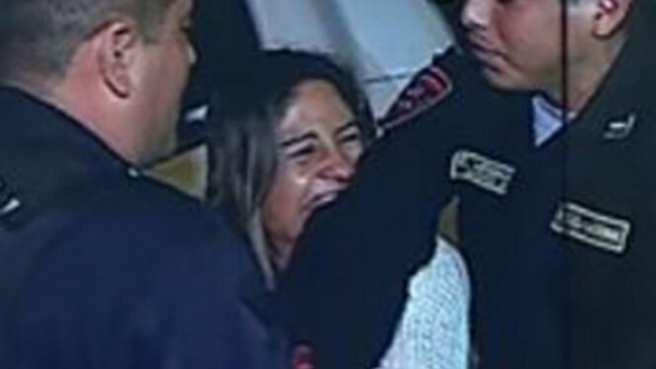 policía Perú