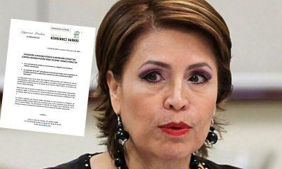 inhabilitación Rosario Robles