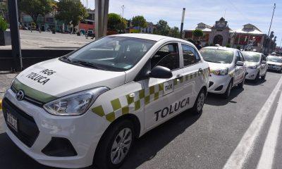 taxistas Toluca