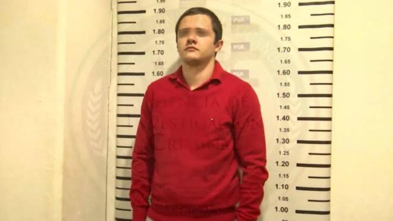 Extraditan a Rubén Osegura