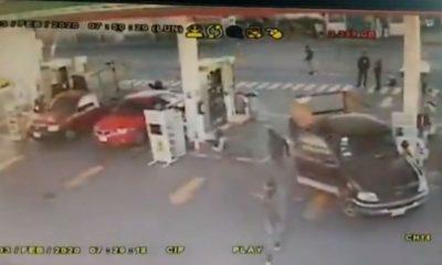 asaltó gasolinera ecatepec