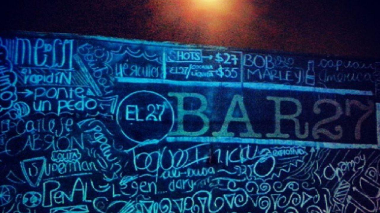 Bar 27 videos
