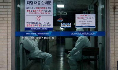 Corea Sur coronavirus