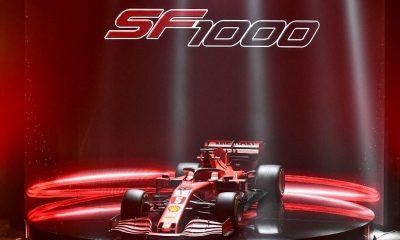 Ferrari monoplaza