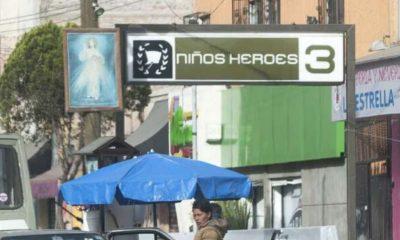 Metro Niños Héroes