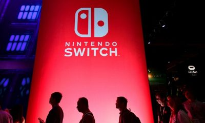 Nintendo Switch Japón