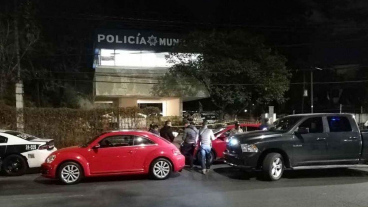 Policía Tlalnepantla