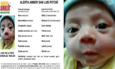 bebé robado san luis potosí