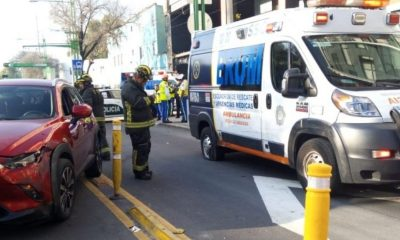 ambulancia Eje Central
