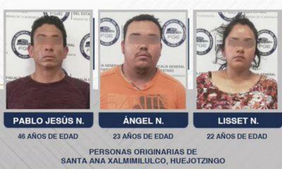 detenidos estudiantes huejotzingo