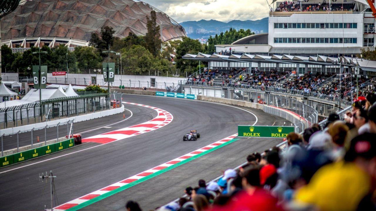 boletos Gran Premio México