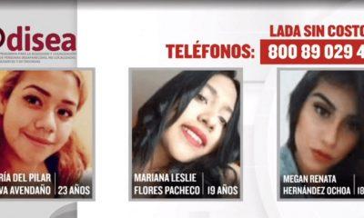 mujeres desaparecieron ecatepec