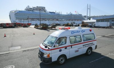 coronavirus japón crucero