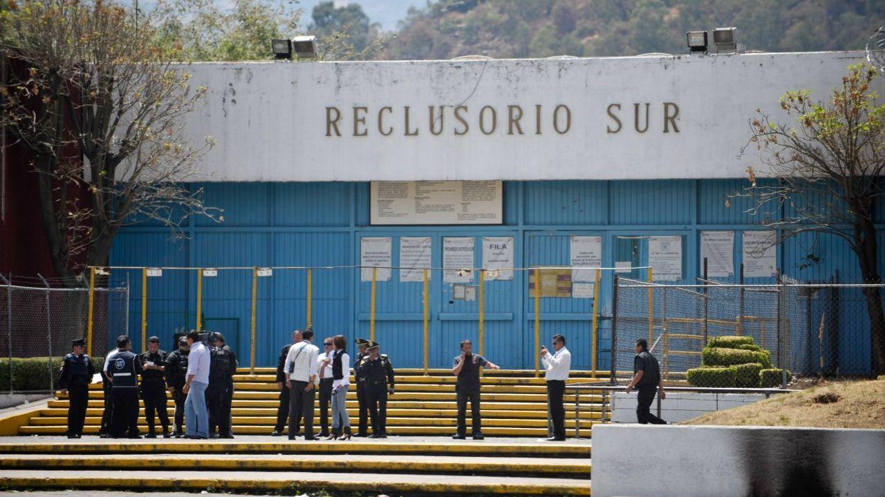 director Reclusorio Sur
