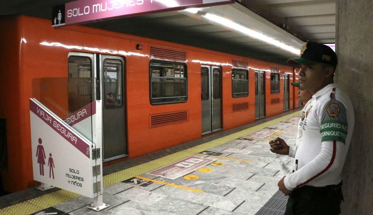 hombres Metro
