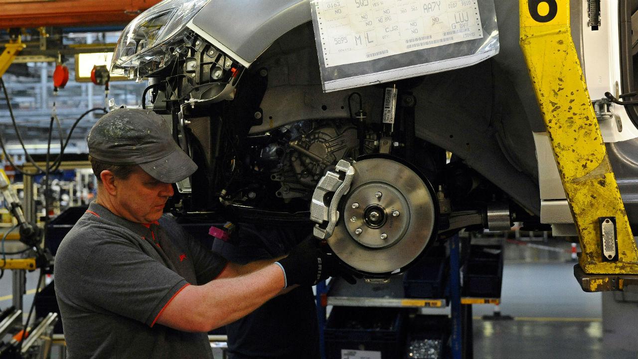 producción exportación automóviles méxico
