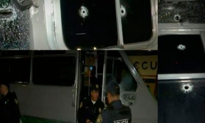 microbús Cuauhtémoc