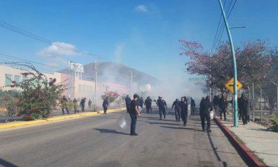 normalistas Chiapas