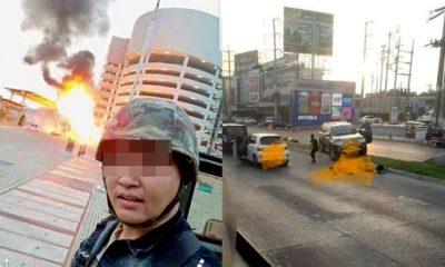 soldado mató tailandia