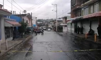 víctimas Uruapan