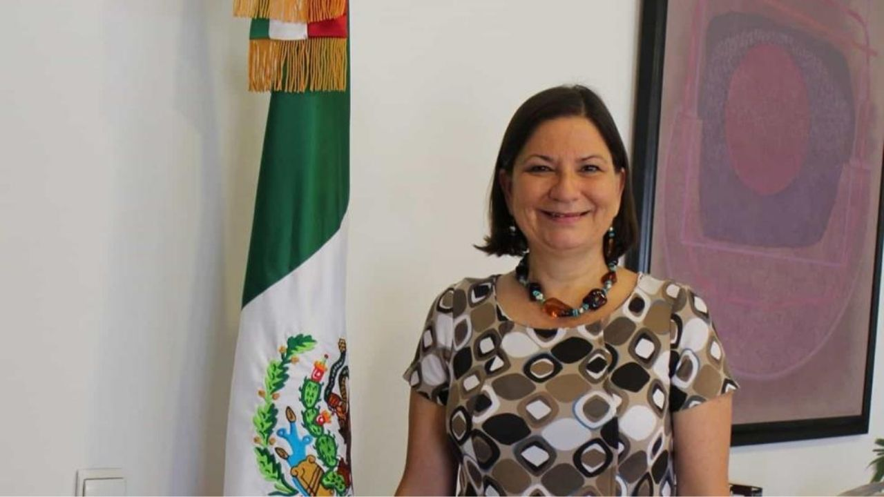 embajadora mexico eua coronavirus