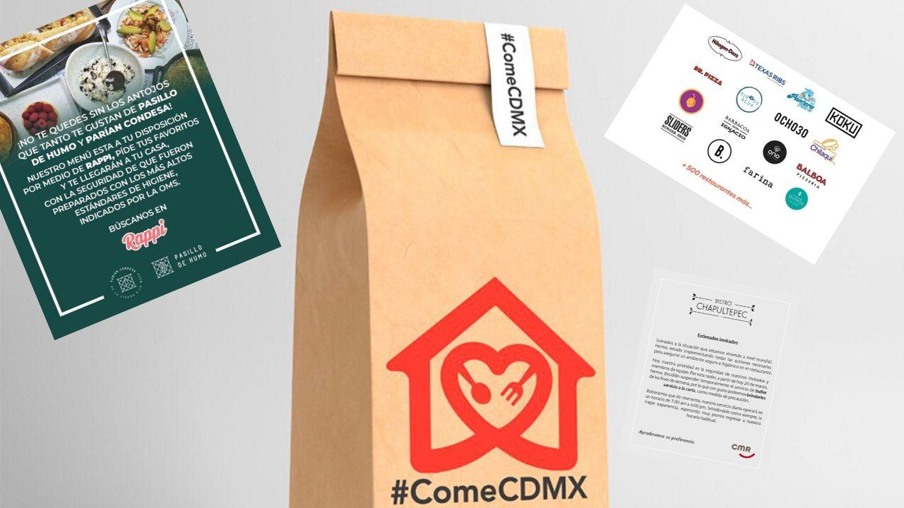 restaurantes cdmx coronavirus