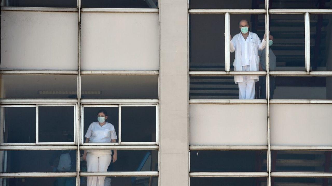 España muertes coronavirus