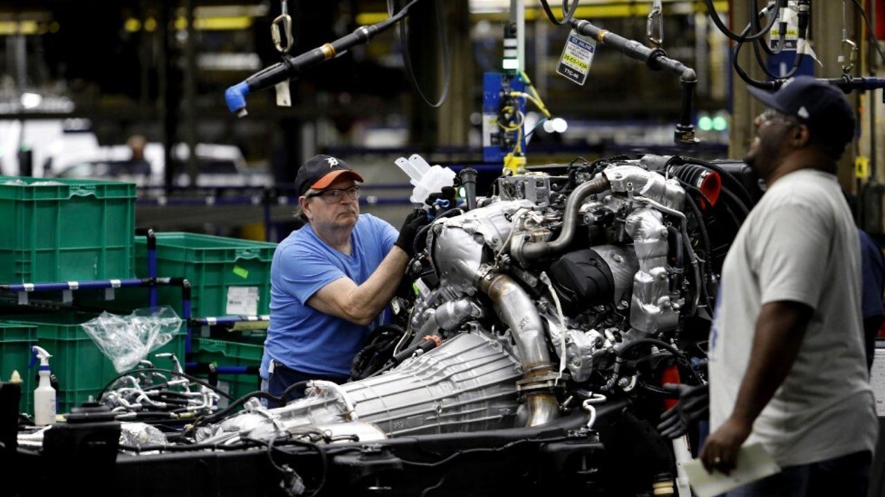 General Motors respiradores